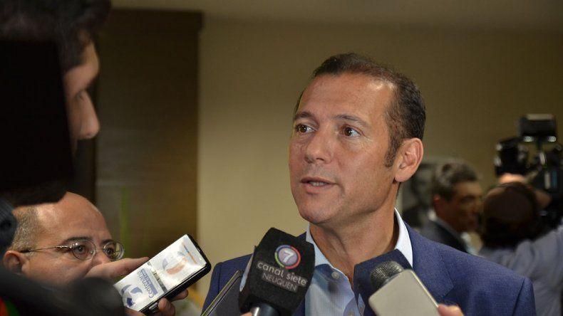 Gutiérrez retoma su agenda local