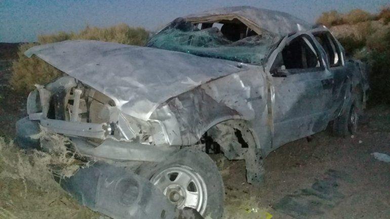 Quiénes eran las víctimas fatales de Picún Leufú y cómo sucedió el accidente
