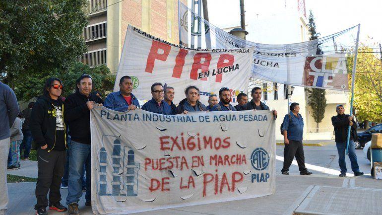 Provincia recibirá el miércoles a los trabajadores de la PIAP