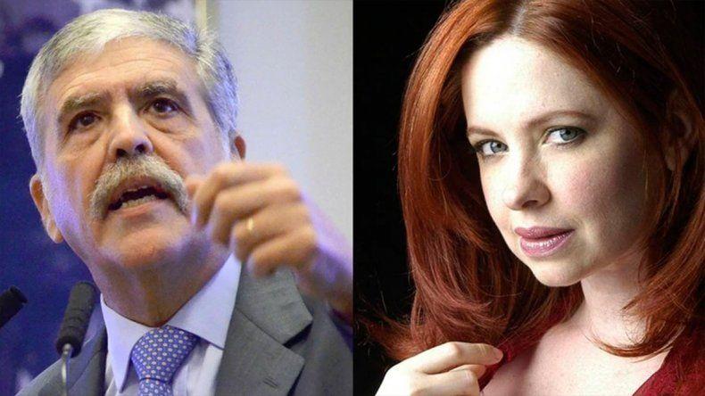 Andrea del Boca y Julio De Vido, a juicio oral por la novela Mamá Corazón
