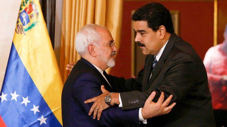 Irán le ofreció a Maduro soldados de su grupo militar