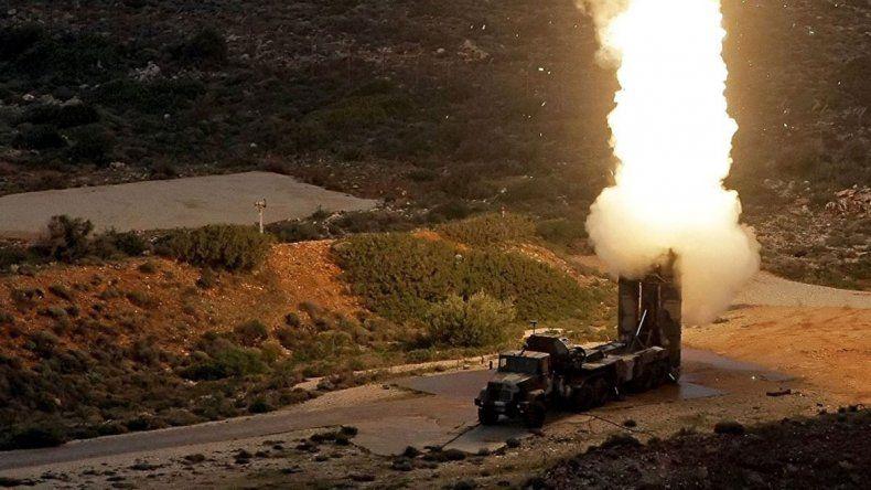 Rusia hizo pruebas de sus sistemas de defensa con misiles