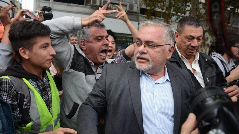 Incidentes en la sede de Madres de Plaza de Mayo