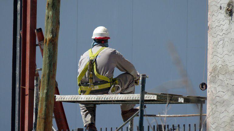 Cayó la actividad de la construcción en Neuquén