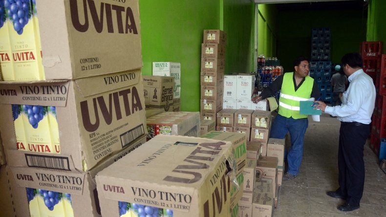 La Muni dice que terminó con el 80% del alcohol ilegal