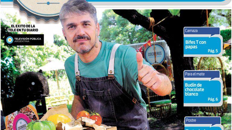 Cocineros Argentinos te da recetas para bajar lo del finde