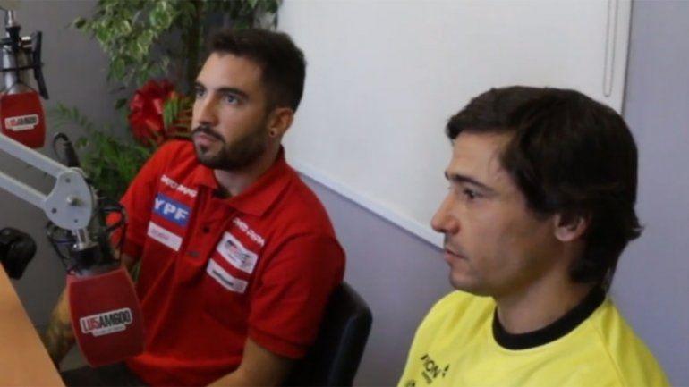 Julián Santero y Matías Milla anticiparon la fecha del Súper TC2000 en Roca