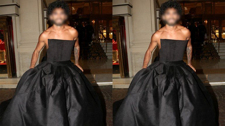 Atrevido: conocé al bailarín que uso un vestido en la presentación de Showmatch