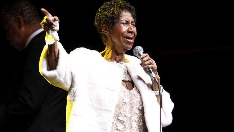 Aretha Franklin hace historia al recibir un Pulitzer