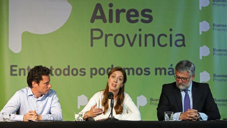 Vidal llegó a un acuerdo paritario con los docentes