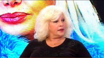 luisa albinoni se saco con el gobierno de macri