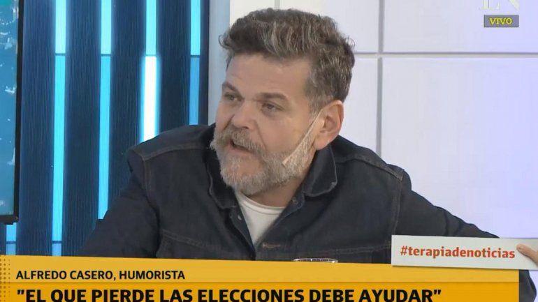 Casero sobre el video de Macri: Es un horror