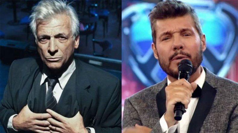 Romano se sumó a la liga de famosos contra la candidatura de Tinelli y lo destrozó: Es misógino y frívolo