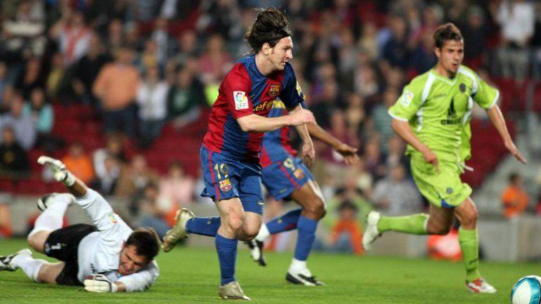 El gol Maradoniano de Messi cumple hoy 12 años