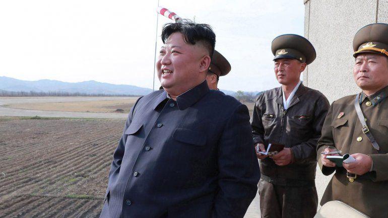 Corea del Norte prueba un arma y desafía a Trump