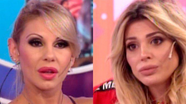 Mónica Farro furiosa con Stefy Xipolitakis: Te acostabas con mi novio