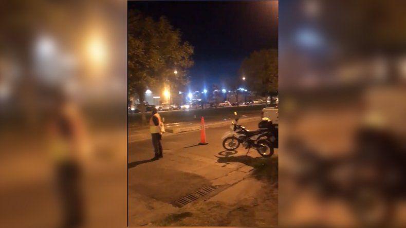 Sin infracciones debutó la prohibición de motos en el Río Grande
