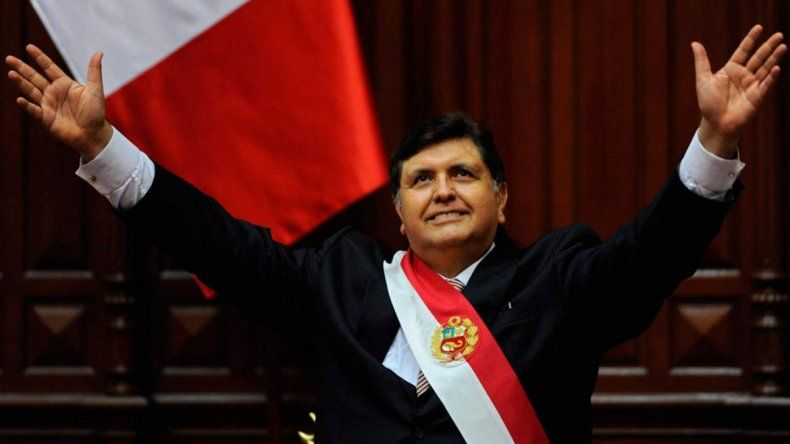 La carta que dejó el expresidente de Perú antes de suicidarse