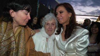 a los 89 anos, murio la madre de cristina kirchner