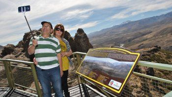 las ovejas apuesta fuerte al turismo con los ovnis