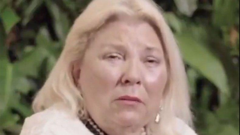 El polémico spot de campaña que lanzó Carrió: No vuelvan al faraón