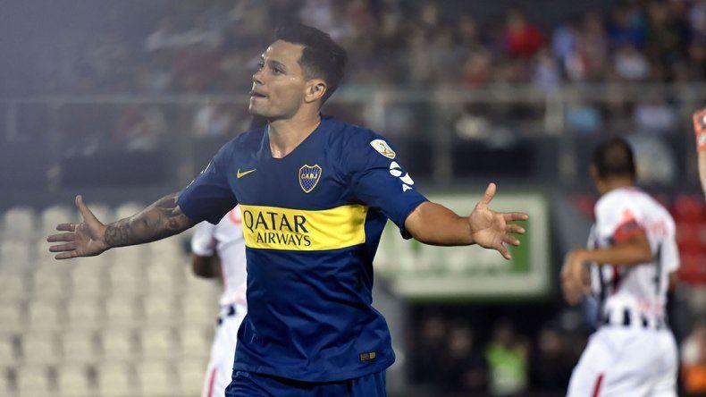 Zárate pide a gritos (de gol) ser titular en el Xeneize