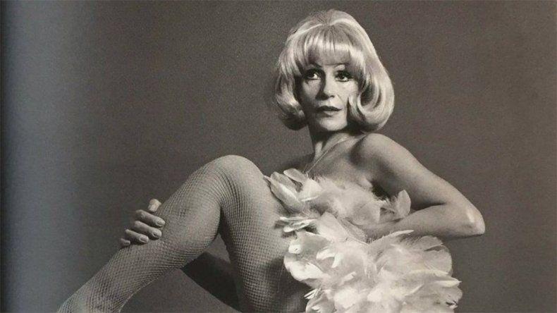 A los 91 años, murió la actriz y bailarina Amelita Vargas