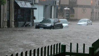 confirman dos muertos por las inundaciones en chaco