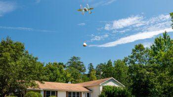 australia aprueba el delivery de productos con drones