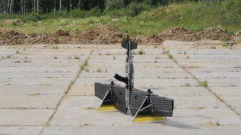 mira el dron kalashnikov que inventaron en honor al fusil