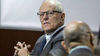 mandan a la carcel a ex presidente peruano