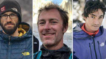 recuperan los cuerpos de los tres mejores alpinistas del mundo
