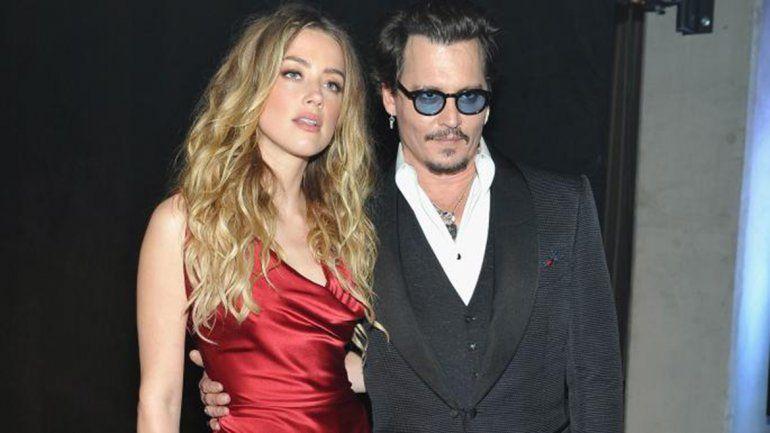 Acusaron a Johnny Depp de intentar bajar a su ex de Aquaman