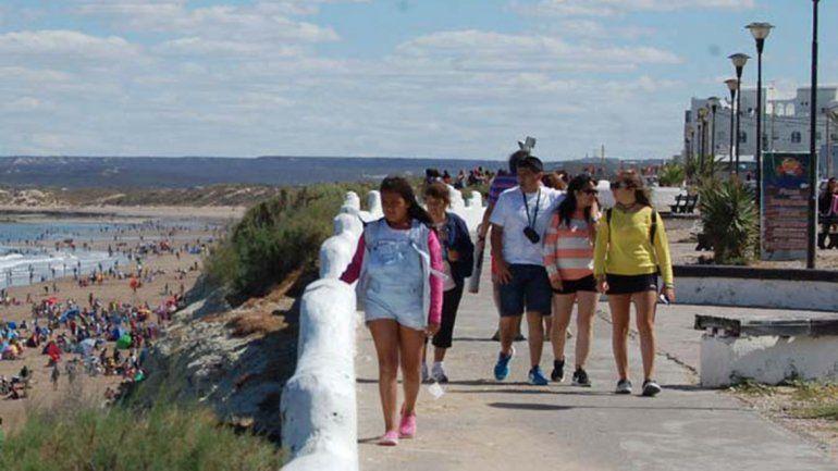 Río Negro recibió más de 30 mil turistas este finde