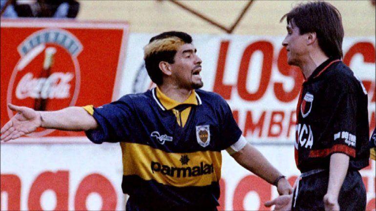 El Huevo Toresani, el inspirador de la frase de Diego Maradona: Segurola y Habana