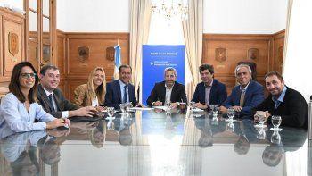 gutierrez busca tomar u$s 200 millones para obra publica