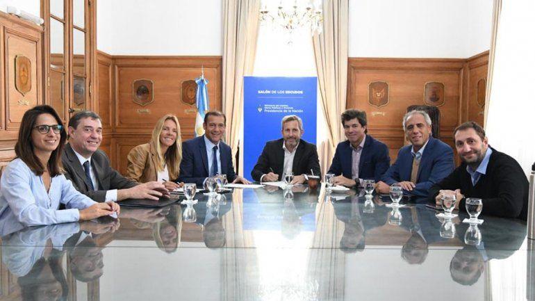 Gutiérrez busca tomar u$s 200 millones para obra pública
