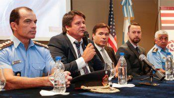 el fbi capacito a policias y fiscales locales para combatir el crimen