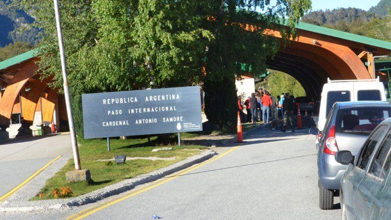 Recomiendan no viajar a Chile por los pasos fronterizos de Neuquén