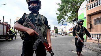 atentados en sri lanka: culpan a yihadistas locales