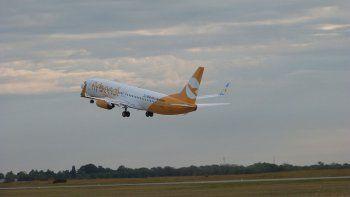 la low cost flybondi sumo dos nuevos destinos desde neuquen