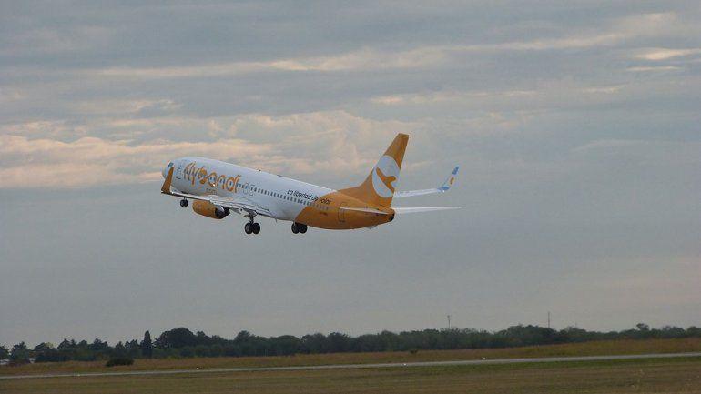 Flybondi sumó nuevos destinos desde Neuquén