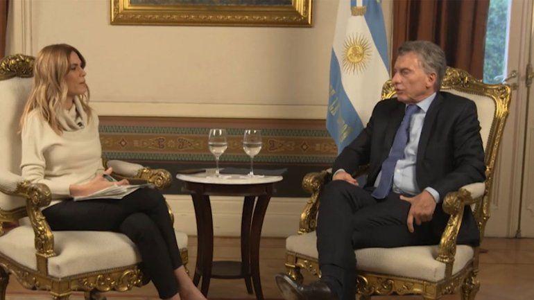 Macri no descartó una fórmula con Lousteau: Lo estoy conociendo