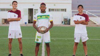 jhon ramirez fue citado a la sub-17 de dominicana