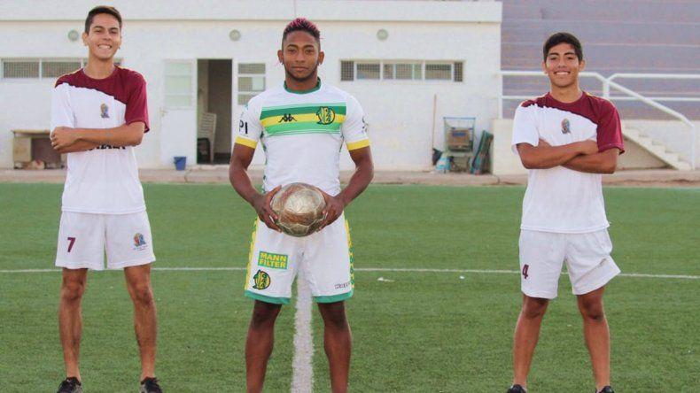 Jhon Ramírez fue citado a la sub-17 de Dominicana