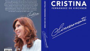 macri es el caos, cristina lanza su libro