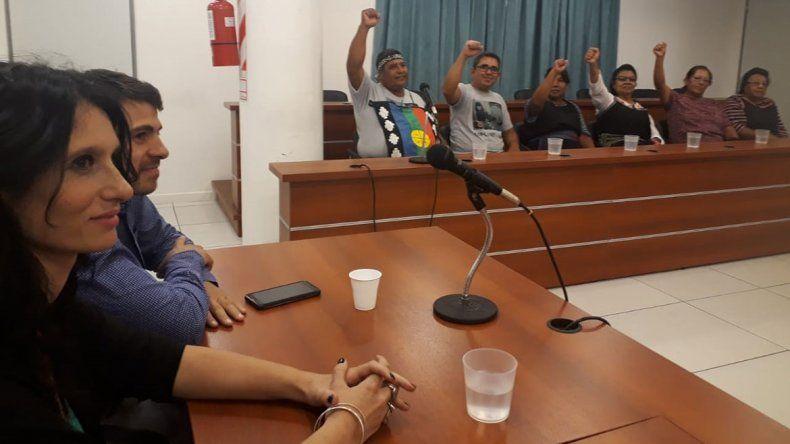 Anularon la absolución por usurpación de la comunidad mapuche en Añelo