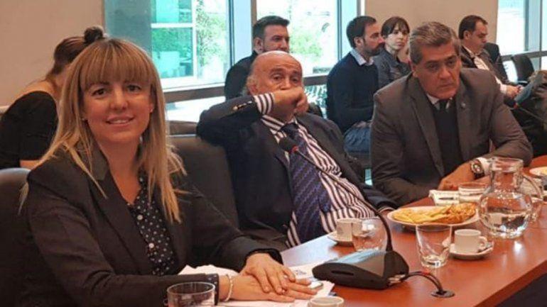 Jueza neuquina expuso en Diputados contra el proyecto que busca bajar la edad de imputabilidad