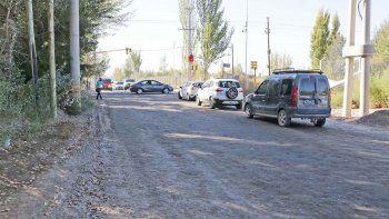 asfaltaran calles que agilizaran el transito suroeste