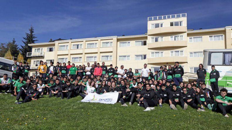 En Bariloche y Neuquén comienza la acción en los Juegos Epade
